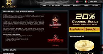BC Casino Bonus and Promotions