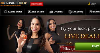 Bitcasino.io Live Dealer