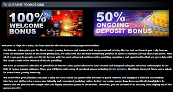 Play Coin Casino Promotions