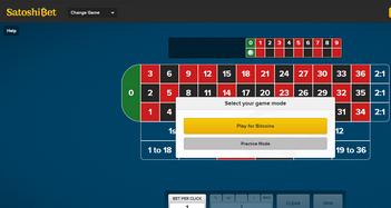 Satoshi Bet Casino Roulette