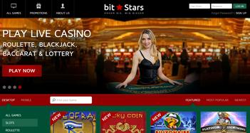 Bit Stars Live Casino