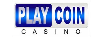 PlayCoin Casino Logo