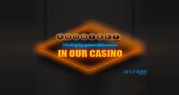Anonibet Casino Logo