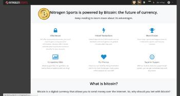 Nitrogen Sports Screen Shot