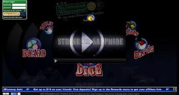 StrikeSapphire Casino Games