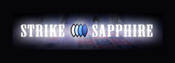 StrikeSapphire Logo