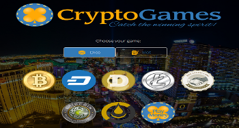 Crypto Games Home