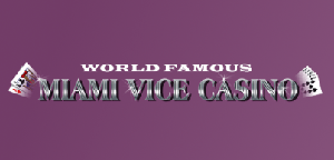 Miami Vice Casino Logo