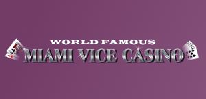 Miami Vice Casino Logo