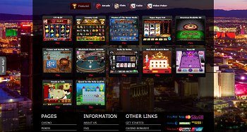 Dreamland Casino Slot Games