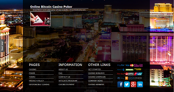 Dreamland Casino Poker