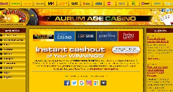 AurumAge Bit Coin Casino Review - A Scam/Site to Avoid?