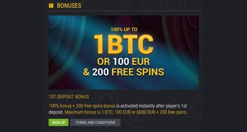 coinpalace screenshot